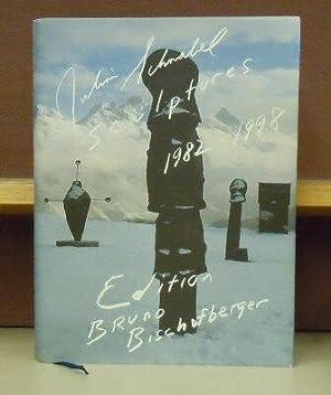 Julian Schnabel Sculptures 1982-1998: Bischofberger, Christina