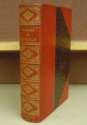 Oeuvres de Virgile, edition Polyglotte: J.-B. Monfalcon