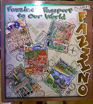 Fazzino's Passport to Our World