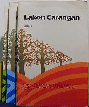 Lakon Carangan 3 Vols: Various