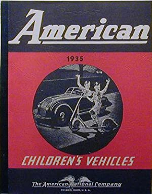 American Juvenile Vehicles for 1935: American National Co