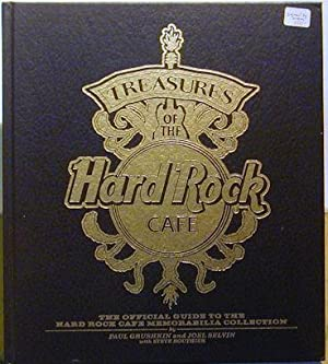 Treasures of the HardRock Cafe: Grushkin, Paul; Selvon, Joel