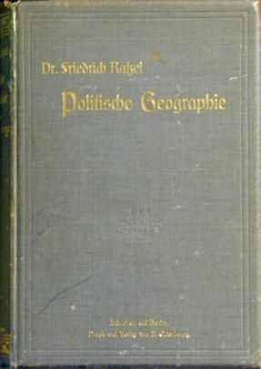 Politische Geographie: Rabel, Friedrich