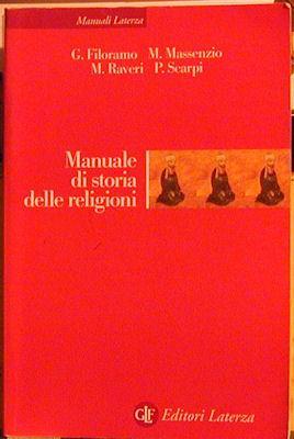 Manuale di storia delle religioni: Filoramo, G. et