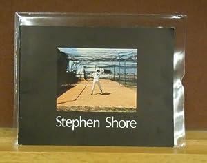 Stephen Shore: Photographs: Shore, Stephen