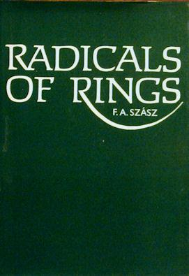 Radicals of Rings: Szasz, Ferenc