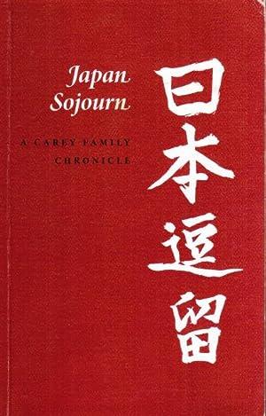 Japan Sojourn: a Carey Family Chronicle: Frank Carey