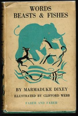 Words, Beasts and Fishes: Marmaduke Dixey