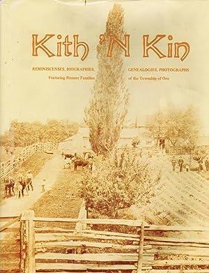 Kith 'N Kin: Reminiscences, Biographies, Genealogies, Photographs: McEwen, Joanna
