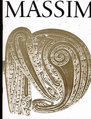 Massim: Art of the Massim Area, New: Newton, Douglas &