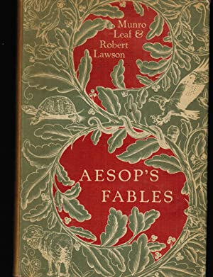 AEsop's Fables, a New Version Written By: Aesop, Retold by