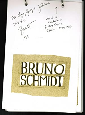 Bruno Schmidt: Carmel Johnson and Trey Speegle