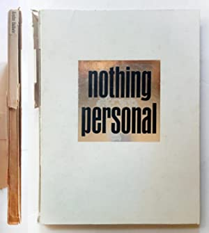 Nothing personal Photographs by Richard Avedon and text by James Baldwin 1964