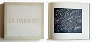 Audible silence: Cy Twombly at Daros A selection of Daros collection 2002