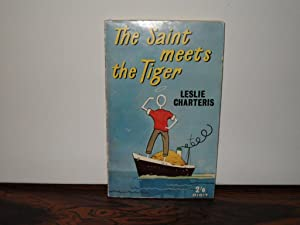 THE SAINT MEETS THE TIGER: CHARTERIS, LESLIE