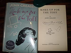 MAKE-UP FOR THE TOFF: Creasey, John