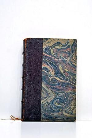 Oeuvres posthumes: Poésies diverses.- Un Souper chez: MUSSET (Alfred de).