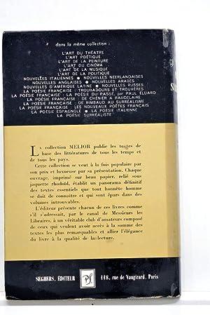 La poésie surrealiste.: BEDOUIN (Jean-Louis).