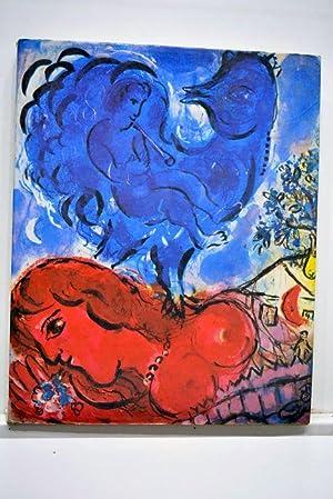 Gouaches, dessins, aquarelles. Marc Chagall.: HAFTMANN (Werner).