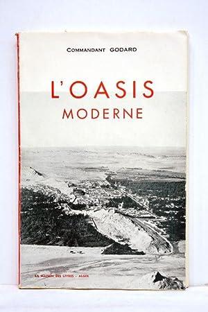 L'Osais Moderne. Essai d'Urbanisme saharien. Avant-Propos de: GODARD (Commandant).
