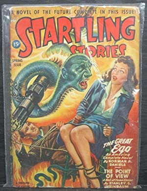 The Great Ego, The Point of View, Spring 1944, Startling Stories, Pulp Magazine