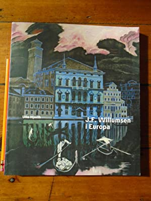 J.F WILLUMSEN i Europa.: Ulla HJorth