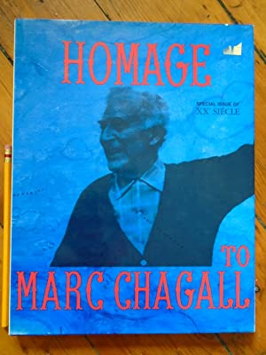 Homage To Marc Chagall Special Issue of: Chagall, Marc, di