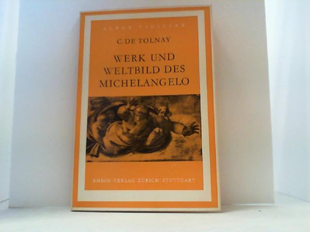 michelangelo five volume set published 1943 1960