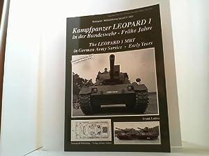 Kampfpanzer Leopard 1 in der Bundeswehr -: Lobitz, Frank,