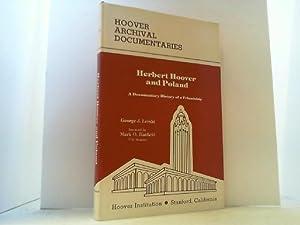 Herbert Hoover and Poland. A Documentary History: Lerski, George J.,