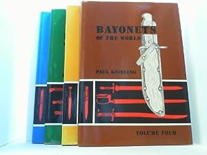 Bayonets of the world. Volume One -: Kiesling, Paul,
