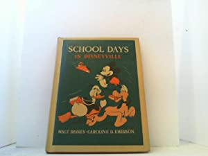 School Days in Disneyville. Illustrated by The: Emerson, Caroline D.,