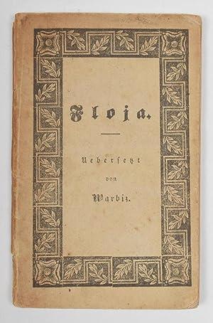 Floja, kurzes Gedicht von den Flöhen, jenen: Tross, Ludwig):