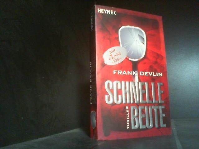 205735 Frank Roman Devlin Schnelle Beute