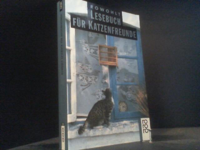 Rowohlt Lesebuch für Katzenfreunde. - Heise, Manuela A.