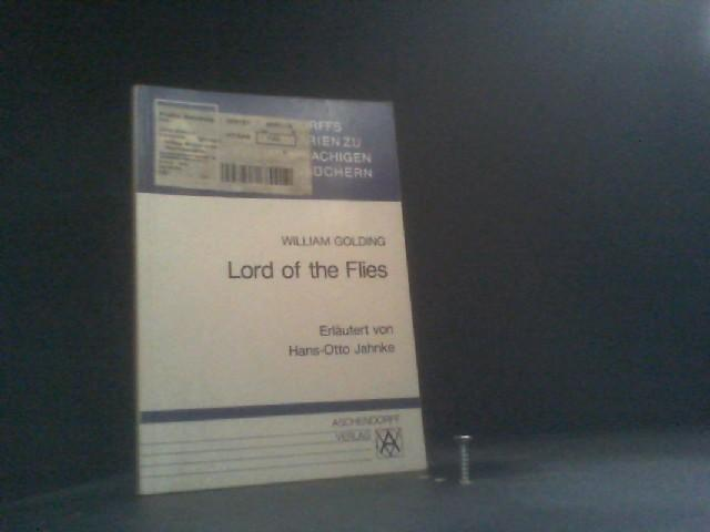 Lord of the Flies: Vokabularien zum ELT: Golding, William: