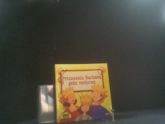 Pixi Buch Nr. 981: Prinzessin Barbara geht: Pixi: