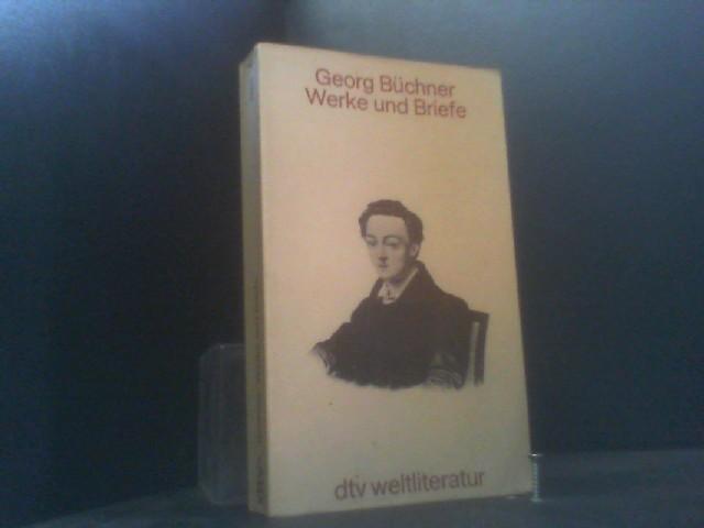 Briefe Von Georg Büchner : Werke und briefe von buechner georg zvab
