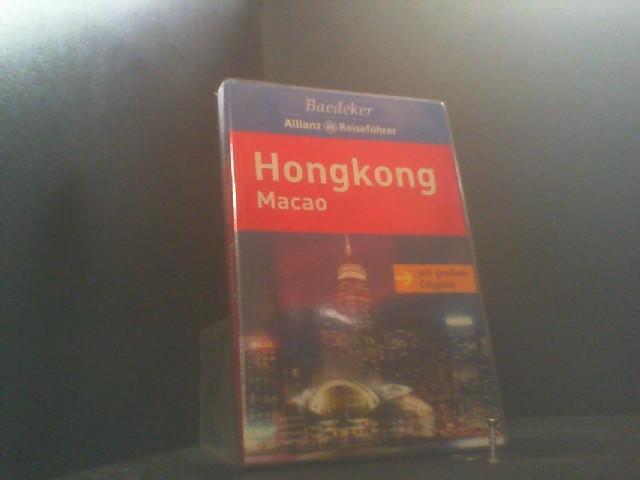 Baedeker Allianz Reiseführer Hongkong