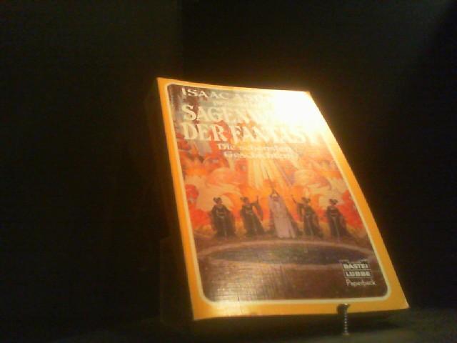 Sagenwelt der Fantasy. Die schönsten Geschichten. (Paperback). - Asimov, Isaac