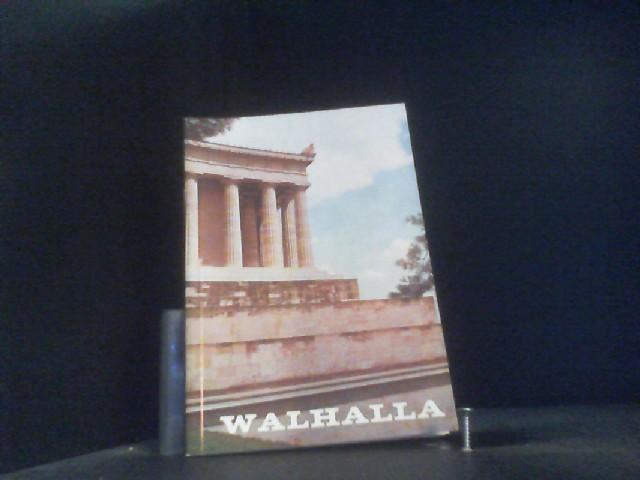 Walhalla : Amtlicher Führer