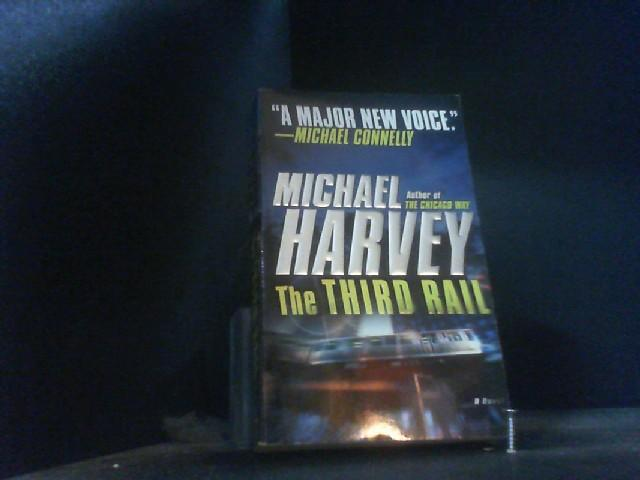 The Third Rail (Vintage Crime/Black Lizard Original) - Harvey, Michael