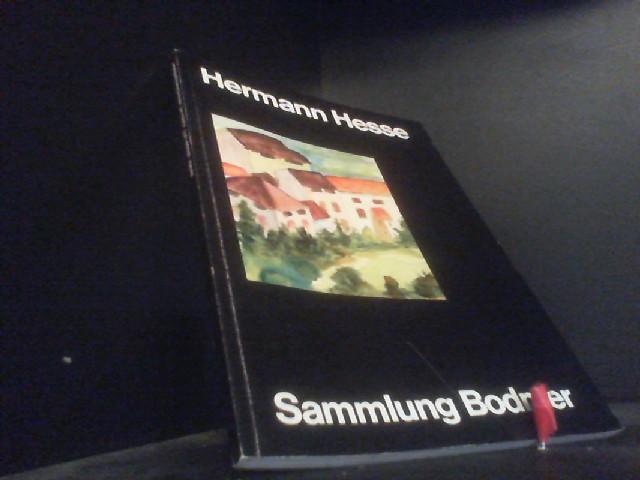Aquarelle, Manuskripte, Widmungsexemplare, Erstausgaben, Briefe, Dokumentation. Versteigerungskatalog,: Hesse, Hermann:
