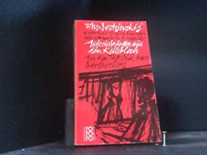 Winterliche Aufzeichnungen über sommerliche Eindrücke - Aufzeichnungen: Fjodor, M. Dostojewski: