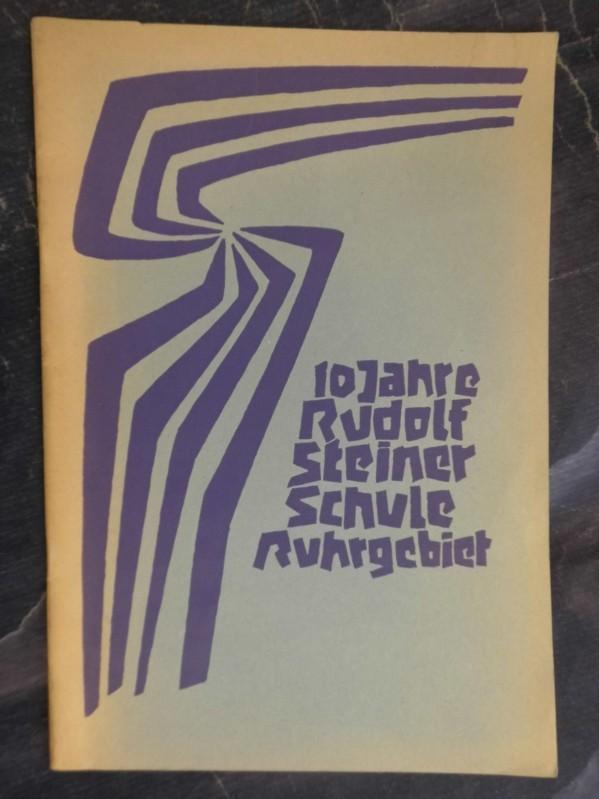 10 Jahre Rudolf Steiner Schule Ruhrgebiet: Vorstand des Vereins