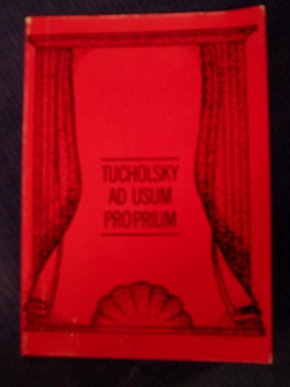 Ad Usum Proprium