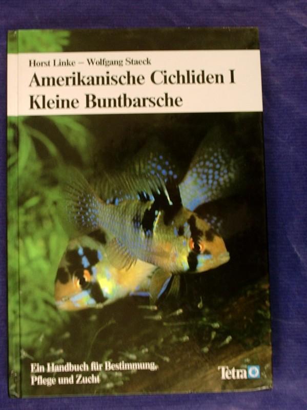 Große Buntbarsche *neu* Tetra Verlag Amerikanische Cichliden Ii