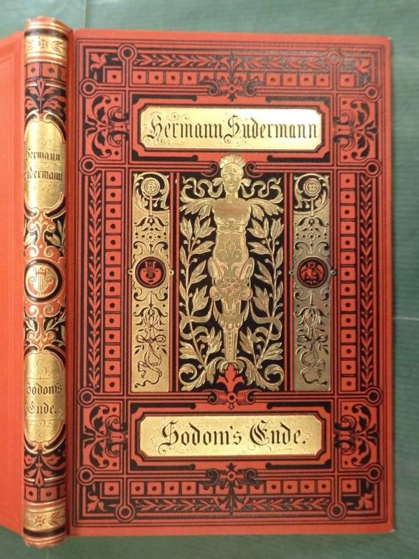 Sodoms Ende - Drama in fünf Akten: Sudermann, Hermann