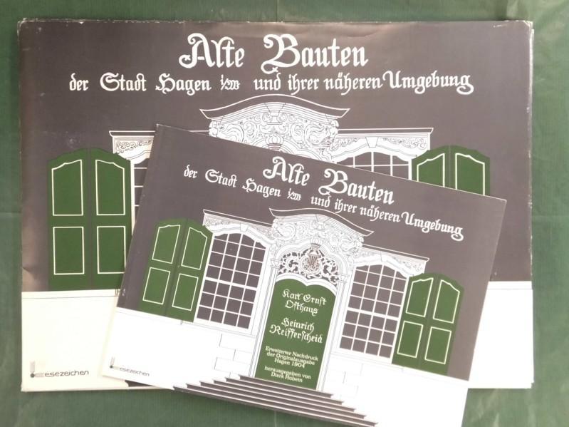 Alte Bauten der Stadt Hagen i.W. .: Osthaus, Karl Ernst