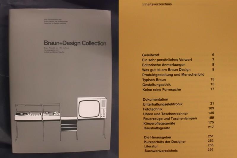 braun design collection zvab. Black Bedroom Furniture Sets. Home Design Ideas